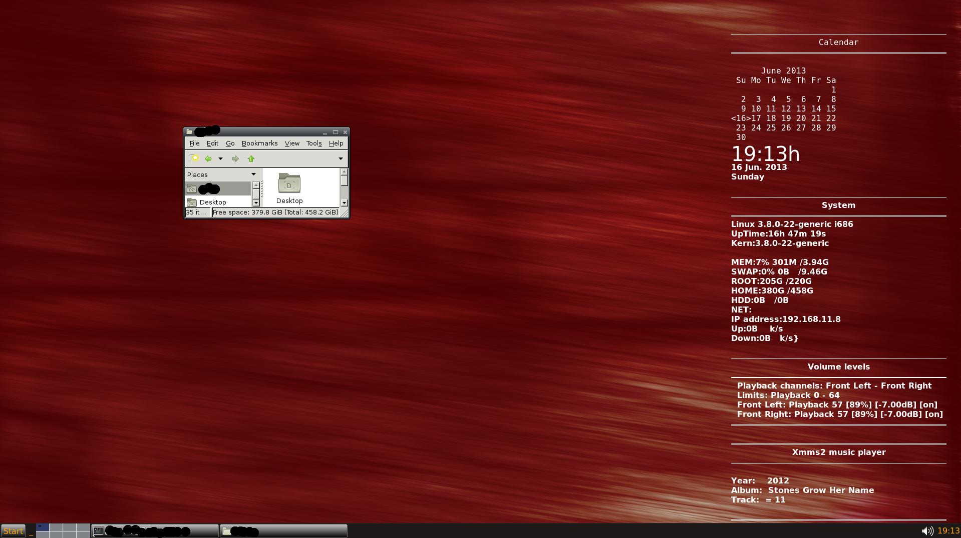 jwm screenshot, jwm screen, jwm linux