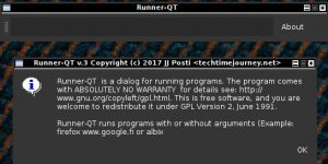 runner-QT, Runner-QT, gmrun alternatives