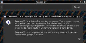runner-QT, Runner-QT, gmrun alternatives