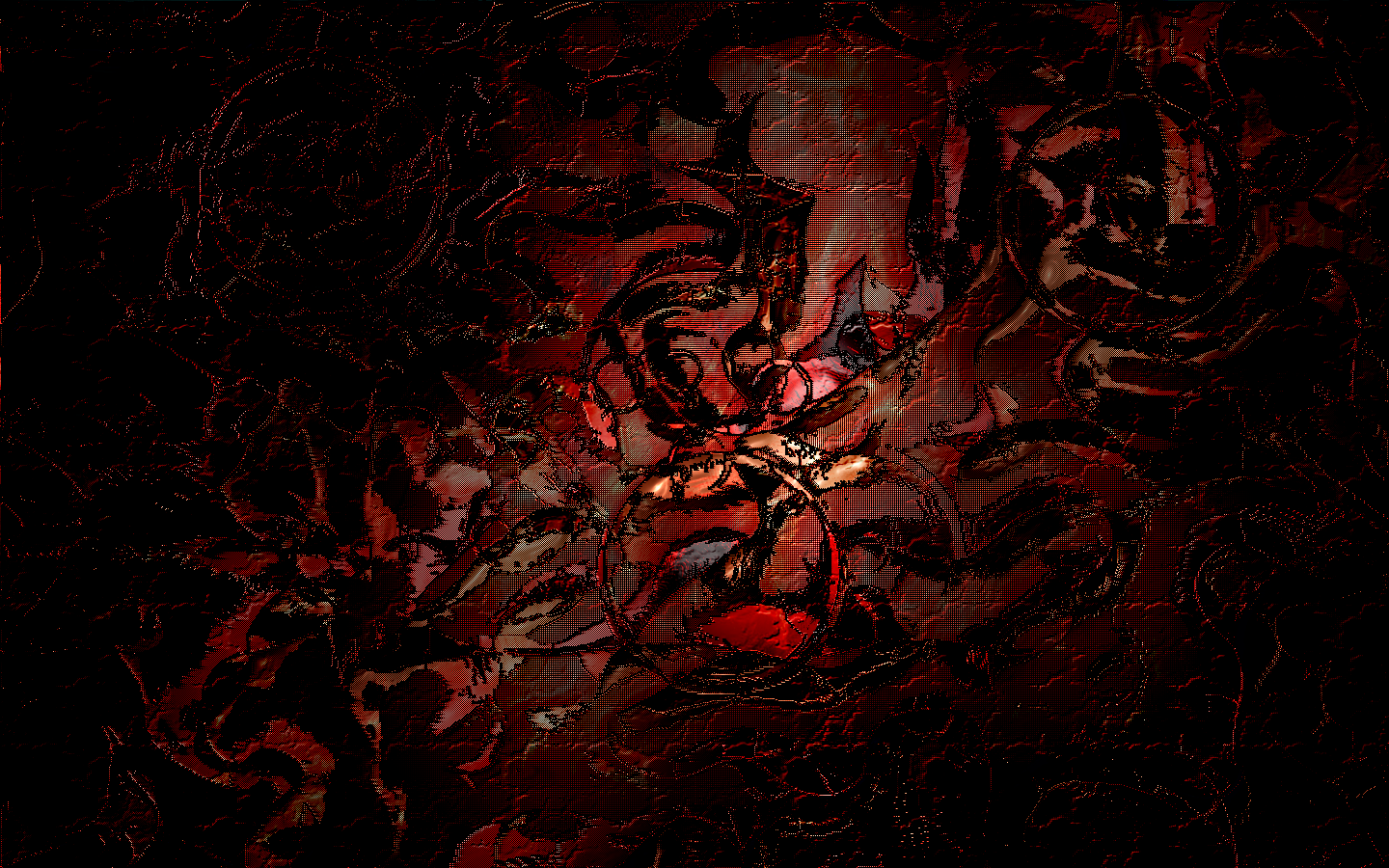 red wallpaper, abstract wallpaper, abstract art