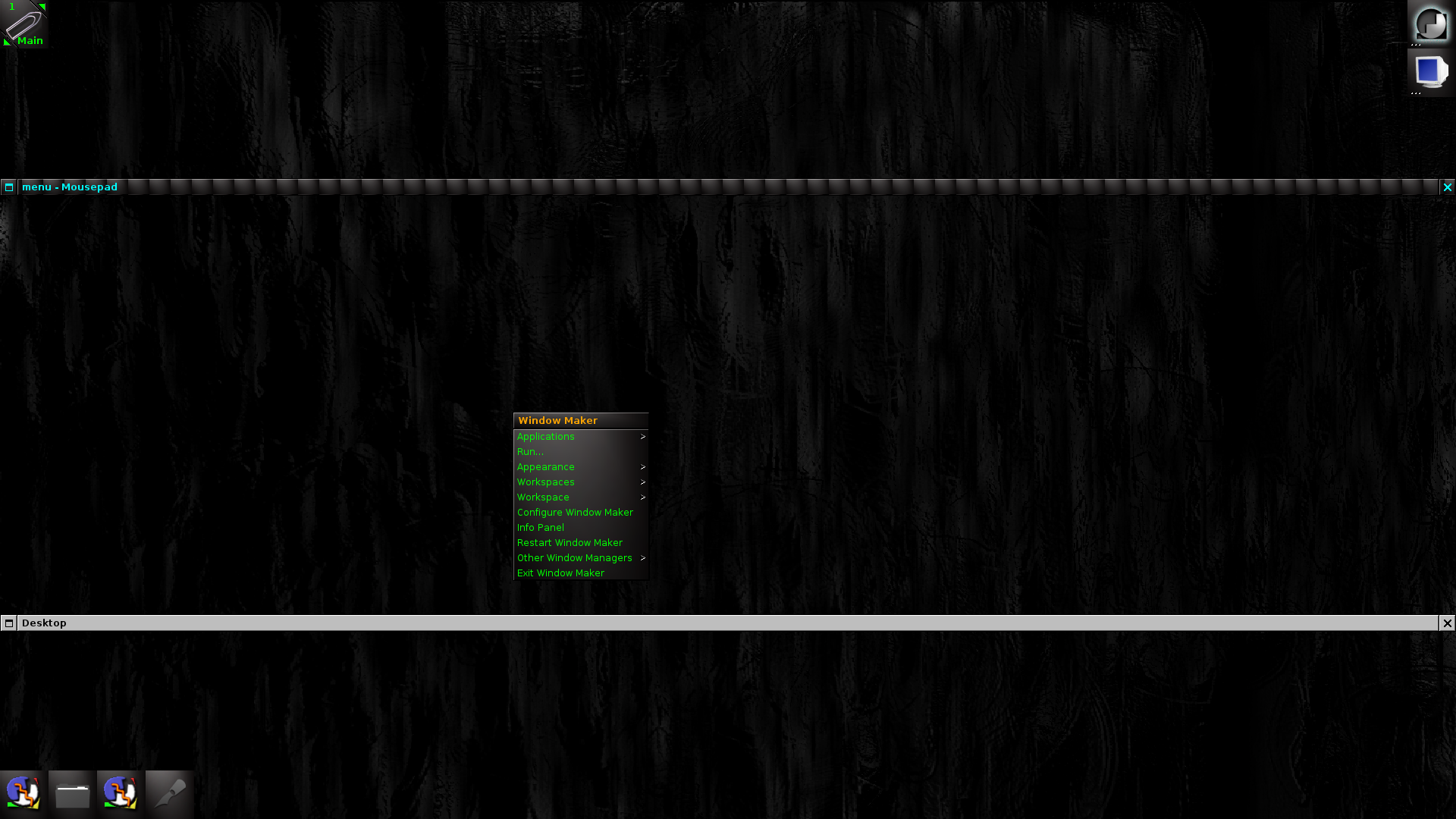 jwm screenshot, jwm screen, jwm linux. jwm themes