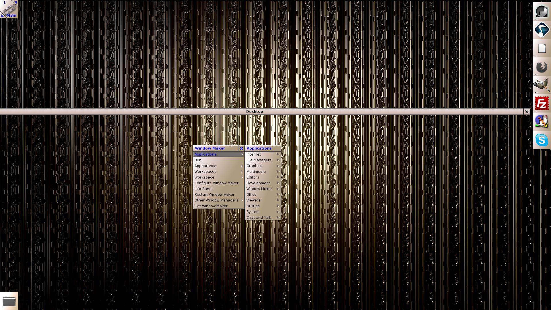 jwm screenshot, jwm screen, jwm linux, jwm themes