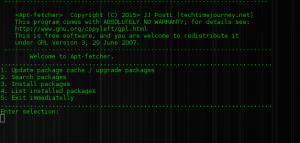 linux apt-get, apt-get linux, package manager linux, linux package management