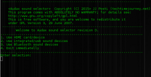 audio card setup linux, linux audio setup