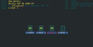 sound muted, unmute sound linux, linux sound unmute