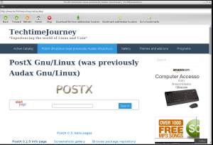 web browser, linux web browsers