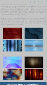 HTML template, HTML5 Gallery templatye, HTML5 gallery, HTML5 images