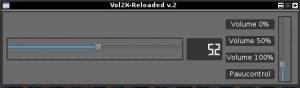 volume control linux, linux volume control, pulseaudio linux