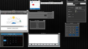 postx gnu/Linux screen, postx gnu/linux